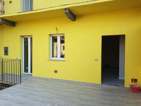 3 Locali ristrutturato con terrazzo di 30 mq in Vendita
